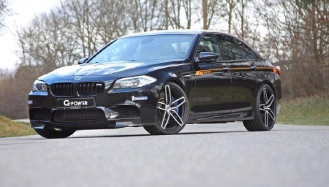 BMW M5 e re, ka gjithçka që ju dëshironi (Foto)