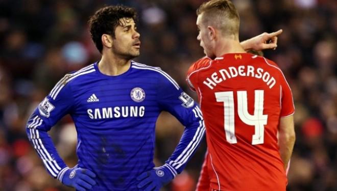 Costa: Refuzova Liverpoolin