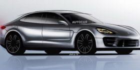 Porsche konfirmon një model të ri misterioz
