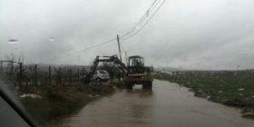 Vërshime edhe në Gjilan