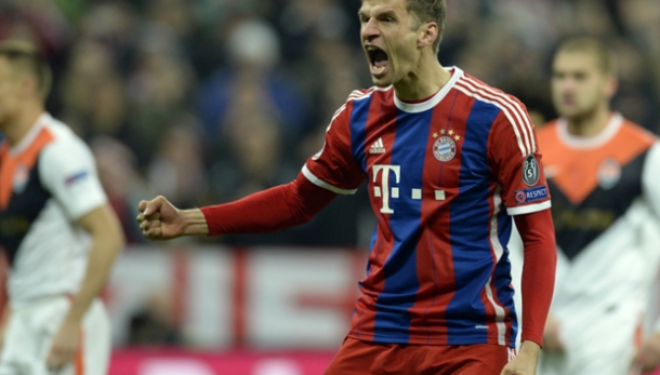Muller: Bayerni më të mirët në Europë