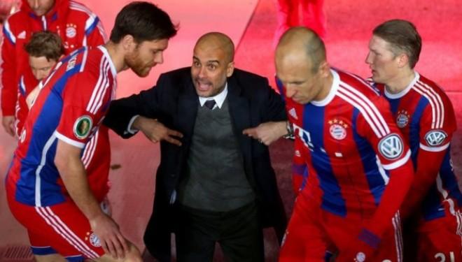 Bayerni mposht Barcelonën