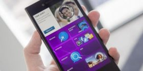Blackberry prezanton Blackberry Leap (Foto)