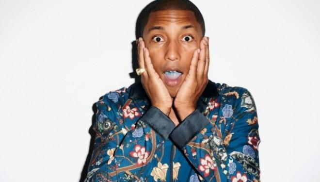 """Pharrell e Robin Thicke duhet të paguajnë 7.3 milionë $ për """"Blurred Lines"""""""