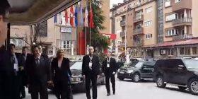 Daçiqi mbërrin në Kosovë
