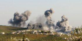 Siri: 18 persona të vrarë nga bombardimet