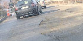 Shembet rruga Prishtinë – Gjilan (Foto)