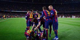 El Clasico është e Barcelonës
