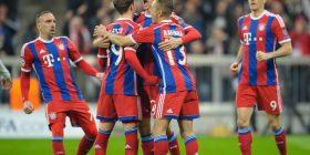 Ch. League, Bayern dhe PSG në çerekfinale