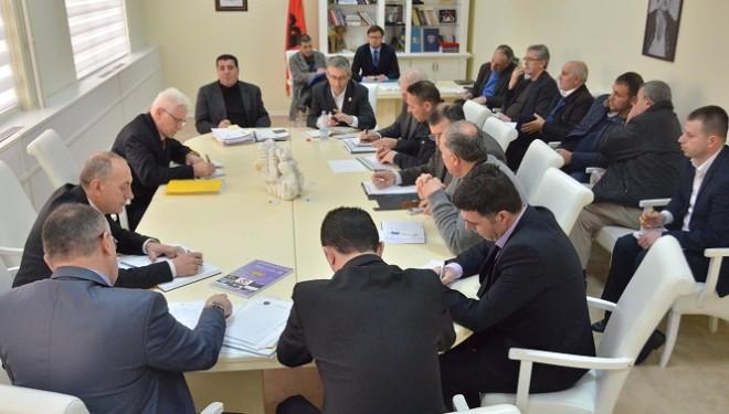Diskutohen një sërë çështjesh të rëndësishme në Bordin e drejtorëve të Komunës së Gjilanit