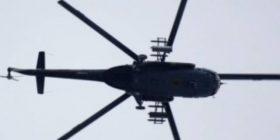 Rrëzohet helikopteri ushtarak në Serbi