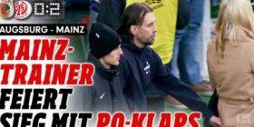 Trajneri i Mainzit e prekë biondinën mbrapa!