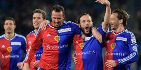 Baseli me dy shqiptarë ndaj Portos