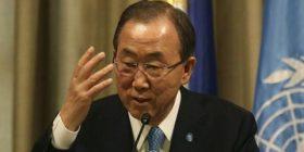 Ban Ki-Moon: Sirianët, gjithnjë e më të braktisur