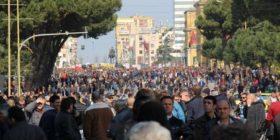 Përfundon protesta e opozitës në Shqipëri