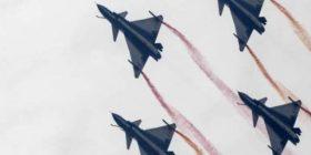 Kina dërgon avionët luftarakë në kufirin me Mianmarin