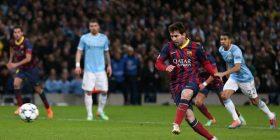 Messi i vetëm, më i mirë se krejt sulmi i Cityt! (Statistikë)
