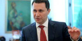 Gruevski paralajmëron: Në vend mund të ketë trazira ndëretnike
