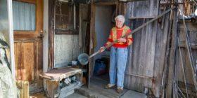Pensionistja Zvicërane ëndërron që të ketë një WC! (Foto)