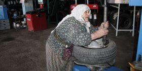 Gruaja turke, Vesile Akin 35 vjet pune si gomiste