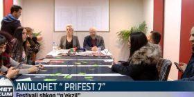 Anulohet 'PRIFEST 7'. Festivali shkon n'ekzil