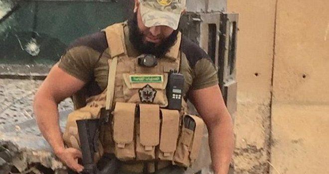 Ky është Rambo i Irakut nga i cili ka frikë ISIS-i (FOTO/VIDEO)