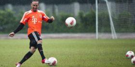 Ribery nuk e di nëse do të jetë i gatshëm kundër Dortmundit
