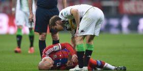 Robbeni humbet sezonin