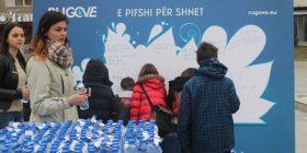 Korporata Rugove dhuron ujë në Ditën Botërore të Ujit