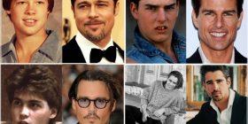 Katër meshkujt më seksi të Hollywoodit – dikur dhe tani (Foto)