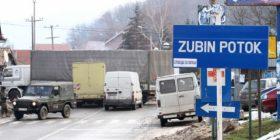 """Ja """"selamet"""" e sulmuesve me granatë në stacionin policor të Zubin Potokut"""