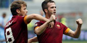 Fitore e Romës me aromë Championsi ndaj Napolit