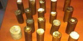 """Banda e tritolit"", zbulohen 20 kg eksploziv (Foto)"
