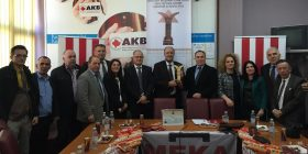 Fabrika e mishrave MEKA merr  Trofeun e Artë për cilësi të produkteve e menaxhimit