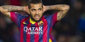 Zyrtare: Alves largohet nga Barca në fund të sezonit