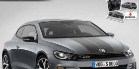 Volkswagen prezanton Sciroccon GTS