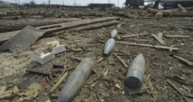 Minat vrasin tre ushtarë ukrainas