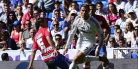 "Ronaldo e ""bombardon"" Granadën me 3 gola (Video)"