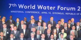 Kosova nënshkruese e deklaratës ministrore të Forumit të 7 Botëror të Ujërave 2015