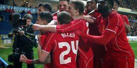 Liverpool vazhdon tutje në FA CUP (Video)