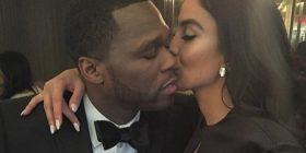 """Vildane Zeneli, një puthje pasionante me """"50 cent"""" (Foto)"""