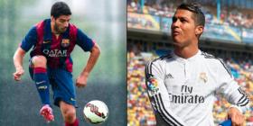 Suarez për Ronaldon: S'është aq i mirë sa mendoni!