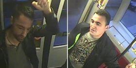Policia austriake kërkon këta dy shqiptarë të Kosovës që ekzekutuan bashkvendasin e tyre në Tramvaj në Vjenë! (Foto)