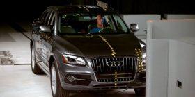 Audi Q5 merr notën maksimale në Crash-Test (Foto/Video)