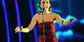 Elhaida sonte performon në skenën e Eurosongut