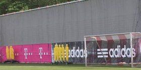 """Guardiola e ka vënë sot """"murin kinez"""" në stërvitje"""