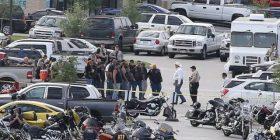 Përleshje motoçiklistësh, 9 të vdekur dhe 18 të lënduar (Foto)