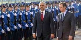 """Kryeministri serb konfirmon vizitën në Tiranë: """"Do të jetë vizita e parë e një kryeministri të Serbisë prej 80 vitesh"""""""