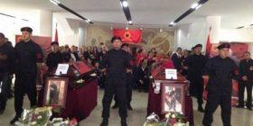 Me nderime nisen drejt Prishtinës trupat e Mirsad Ndrecajt dhe Xhafer Zymberit