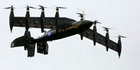 Aeroplani elektrik i NASA-së që ka vetinë e ngjitjes së helikopterit